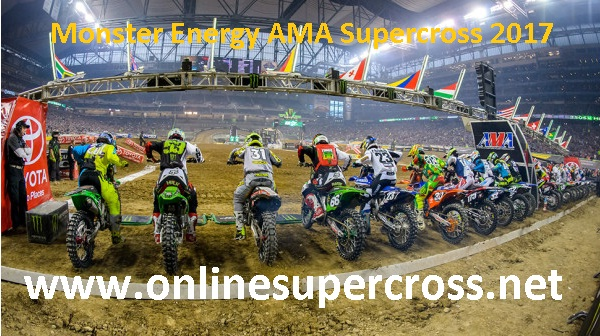 Monster Energy Supercross Indianapolis live