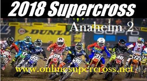 Monster Energy Supercross Rd 3