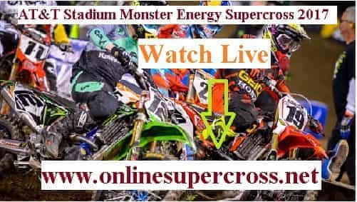 Supercross Round 6 stream live