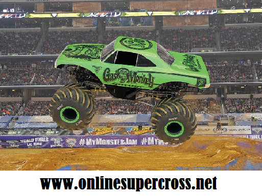 Monster Jam Truck Race at Tullio Arena 2016 Live