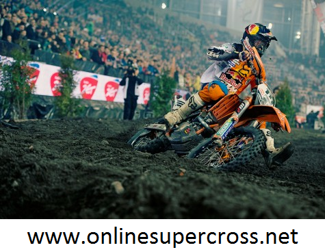 Motocross Budds Creek National 2015 Live Race