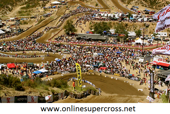 Motocross Glen Helen National