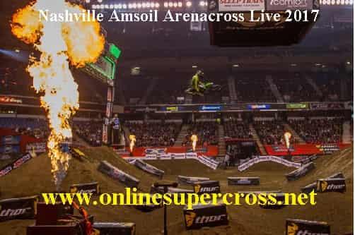 Nashville Amsoil Arenacross Live