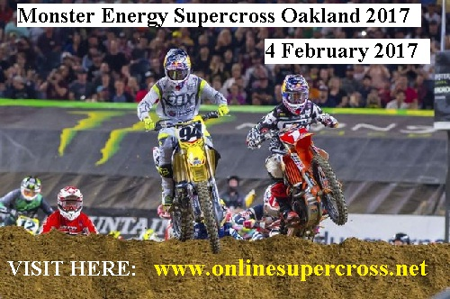 Oakland Supercross Live