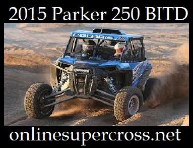 Parker 250 BITD