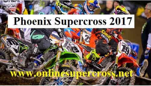 Phoenix Supercross streaming live