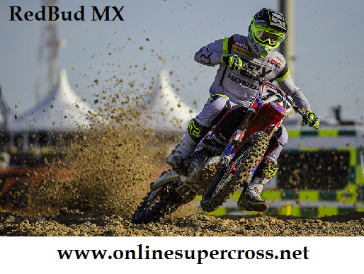 Watch RedBud MX Live Stream