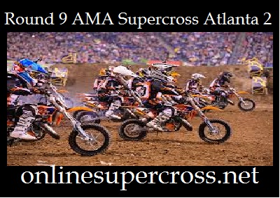 AMA Supercross Atlanta 2