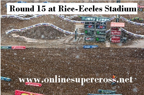 Round 15 at Rice-Eccles Stadium live