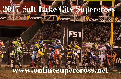 Salt Lake City Supercross stream