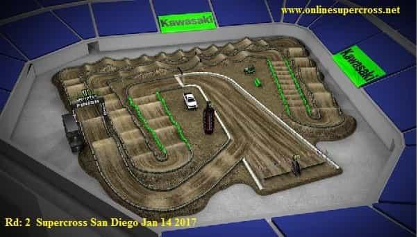 AMA supercross San Diego live
