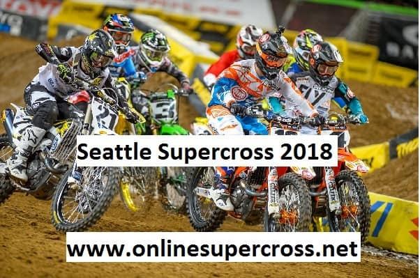 Seattle Supercross 2018
