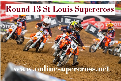 St Louis Supercross HD live stream