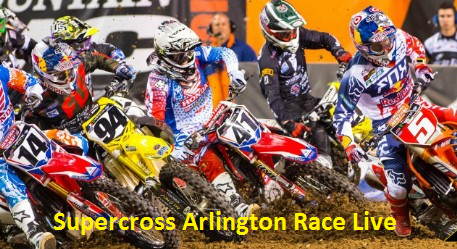 Watch Arlington Race Supercross Live Coverage
