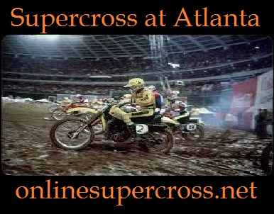 Supercross at Atlanta