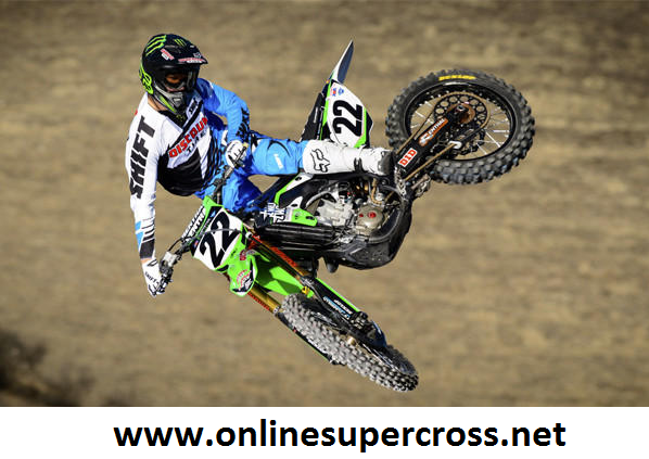 Supercross Las Vegas