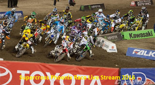 AMA Monster Energy Glendale Race Online Stream