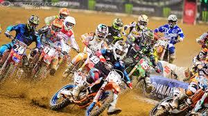 Supercross Angel Stadium 2016 Race Live