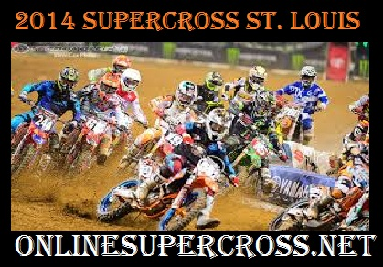 Supercross St. Louis