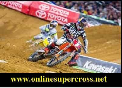 U.S. Bank Stadium Supercross Live