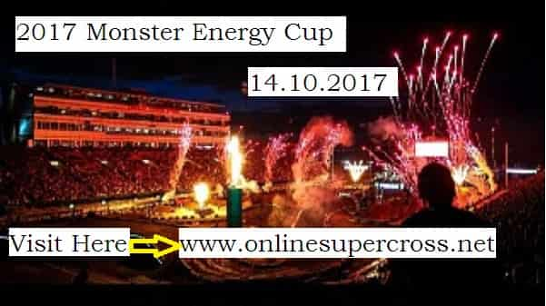 supercross monster energy cup