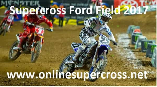 Supercross Ford Field live