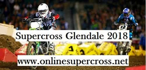 Supercross Glendale 2018