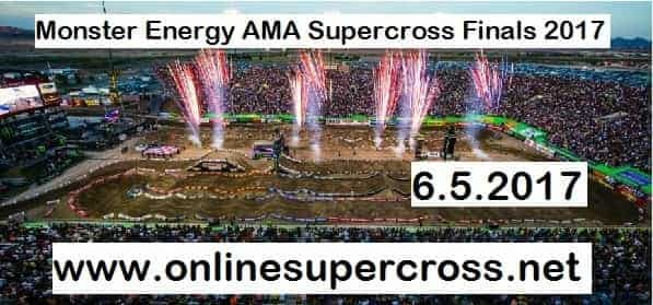 Supercross Las Vegas live