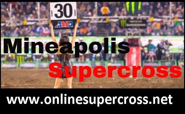 Supercross Minneapolis Live