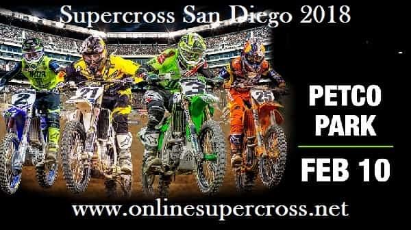Supercross San Diego 2018