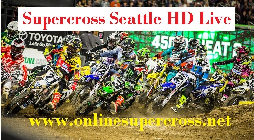Supercross Seattle HD stream