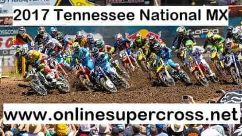 Tennessee National MX live