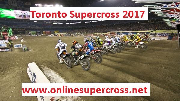 Toronto Supercross race 2017 live