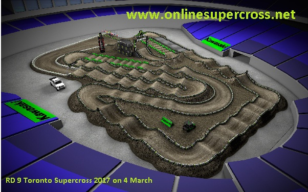 Toronto Supercross Live stream