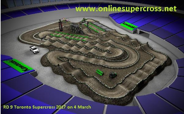 Toronto Supercross Live stream