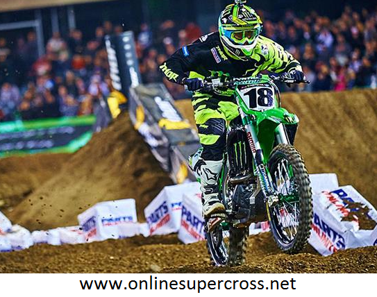 Watch Monster Energy Cup 2015 Live