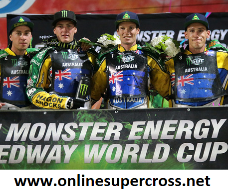 Watch Monster Energy FIM Speedway World Cup 2015 Online