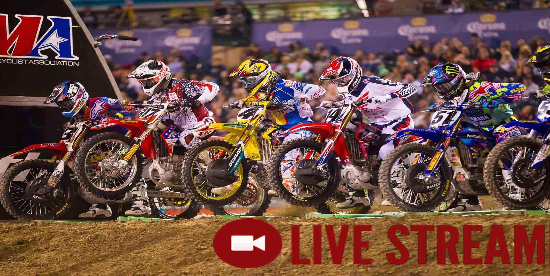 Online Supercross | AMA SuperCross Live Stream slider