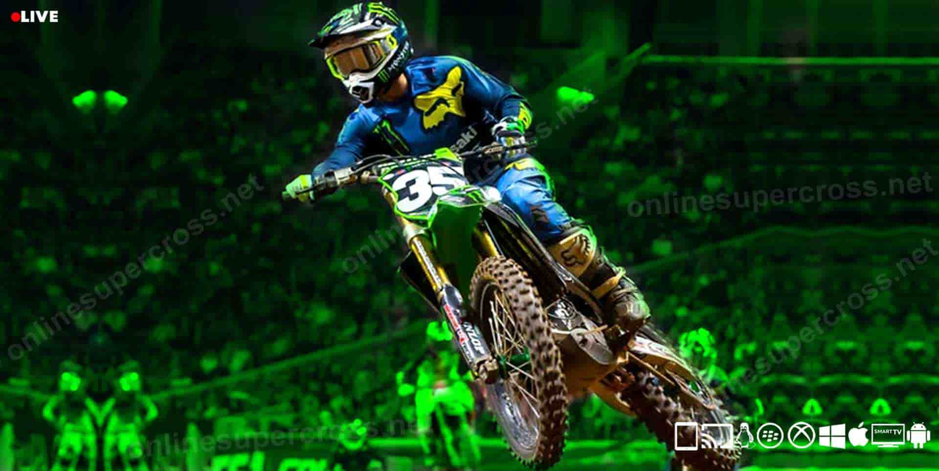 Watch AMA Supercross Live Stream 2020 Online  slider
