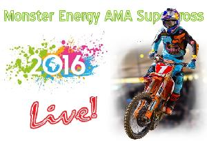 Live 2016 Monster Energy Cup