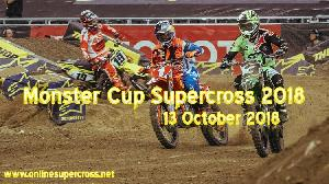 Watch Monster Cup Supercross 2018 Live